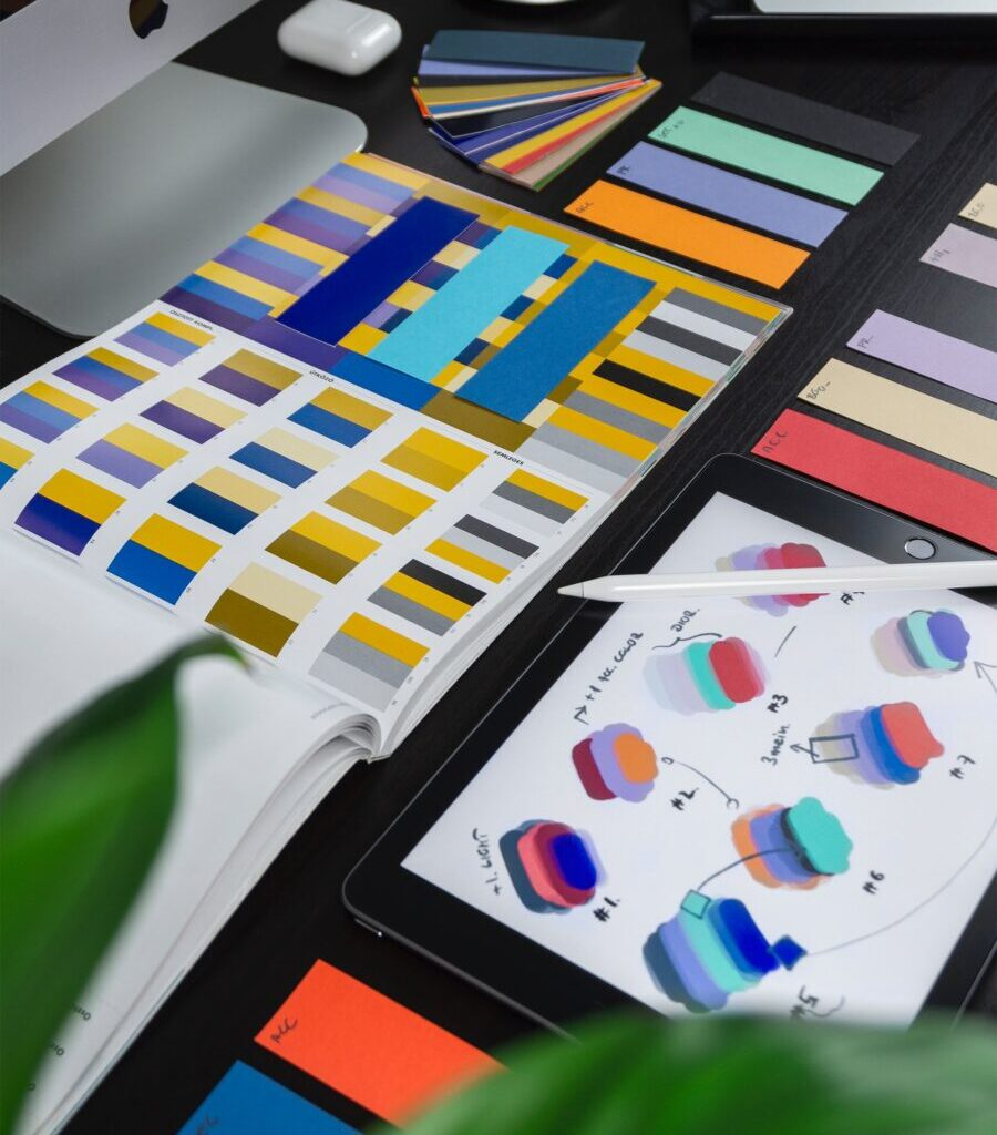 Color is one of the most powerful tools in your law firm branding.