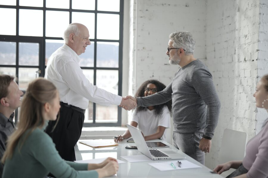 Establishing a healthy company culture is one of the habits of most successful law brands.