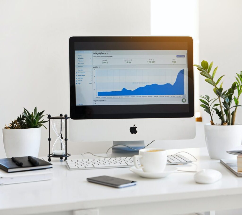 Google Analytics is one of the essential law firm marketing tools.